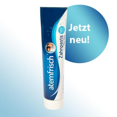 atemfrisch® Zahnpasta, 100 ml
