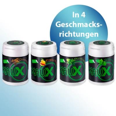 KauX Zahnpflegekaugummi mit Xylitol