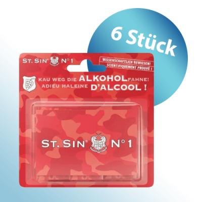 St. SIN No 1 - Gegen Alkoholatem